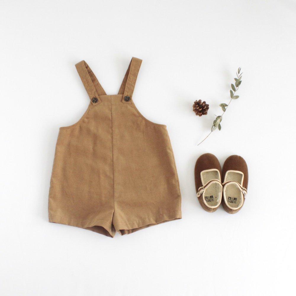 Short overalls (Corduroy)