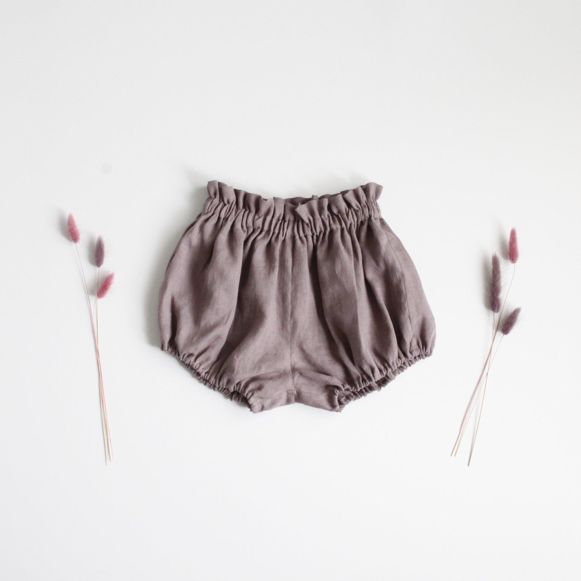 Linen bloomers 120