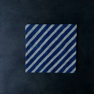 古袱紗 藍型染め 古布