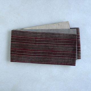 インド 木版更紗  半幅帯
