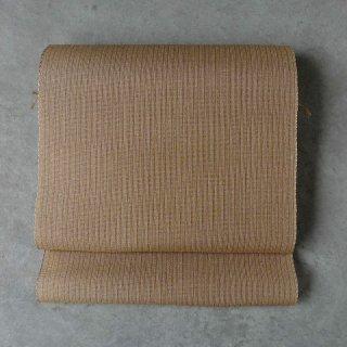 正絹 無地帯 絹科布平