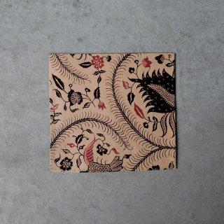 ジャワ更紗 [チレボン]古帛紗