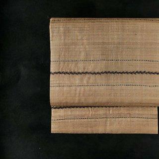 インド 刺繍名古屋帯(仕立て上がり)