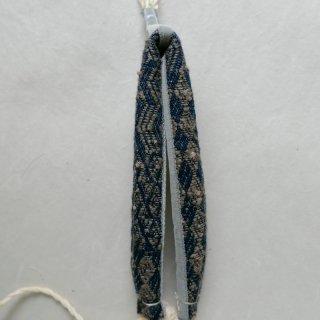 maki textile studio(インド手織り布) 花緒 菱
