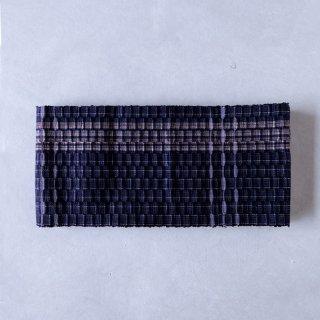 琉球絣 丸正織物工房 ロートン織半幅帯_28