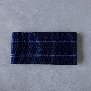 琉球絣 丸正織物工房 ロートン織半幅帯_31