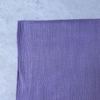 帯揚げ 麻 灰紫_8