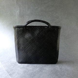 ヨーガンレール やぎ革バッグ 黒