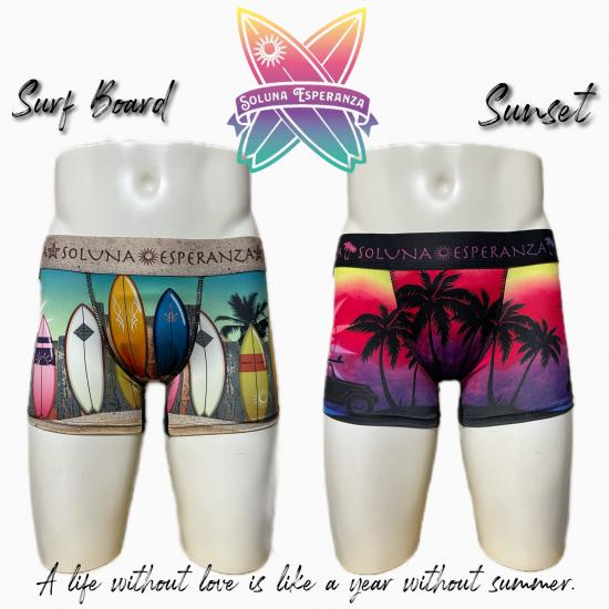 【Made Overseas】SURF&SUNSET