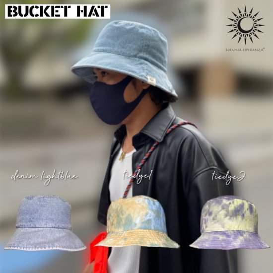 BucketHat<img class='new_mark_img2' src='https://img.shop-pro.jp/img/new/icons15.gif' style='border:none;display:inline;margin:0px;padding:0px;width:auto;' />