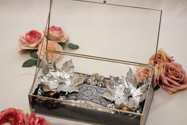 【シルバーフレーム】お財布のベッド深型リミテッドエディション2657