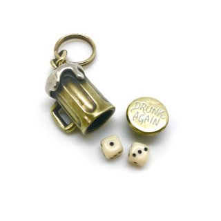Beer Keyholder/VIN'S ビンズ