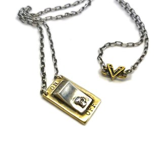 Switch Necklace/VIN'S ビンズ