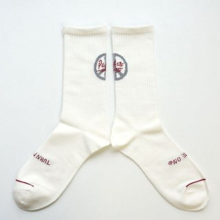 <img class='new_mark_img1' src='https://img.shop-pro.jp/img/new/icons13.gif' style='border:none;display:inline;margin:0px;padding:0px;width:auto;' />PEACE SOCKS/TURN ME ON ターンミーオン