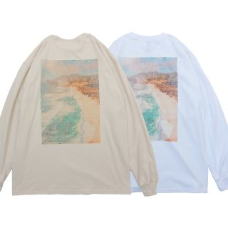 <img class='new_mark_img1' src='https://img.shop-pro.jp/img/new/icons13.gif' style='border:none;display:inline;margin:0px;padding:0px;width:auto;' />Art Long sleeve T-shirt/navigate ナビゲート