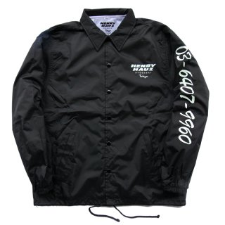 <img class='new_mark_img1' src='https://img.shop-pro.jp/img/new/icons13.gif' style='border:none;display:inline;margin:0px;padding:0px;width:auto;' />HH LOGO COACH JACKET/HENRY HAUZ ヘンリーハウズ