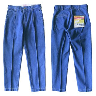 <img class='new_mark_img1' src='https://img.shop-pro.jp/img/new/icons13.gif' style='border:none;display:inline;margin:0px;padding:0px;width:auto;' />DENIM CHINO PANTS (PIN TACK)/BIG MIKE ビッグマイク