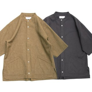 <img class='new_mark_img1' src='https://img.shop-pro.jp/img/new/icons24.gif' style='border:none;display:inline;margin:0px;padding:0px;width:auto;' />【30%OFF SALE】LINEN SHIRTS/QUOLT クオルト