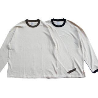 <img class='new_mark_img1' src='https://img.shop-pro.jp/img/new/icons13.gif' style='border:none;display:inline;margin:0px;padding:0px;width:auto;' />Old vintage ringer LS/edit clothing エディットクロージング
