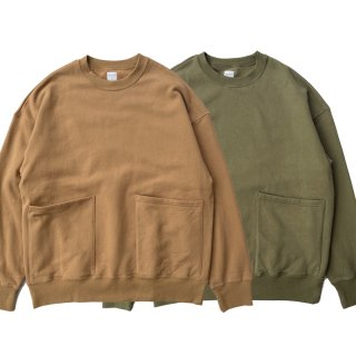 <img class='new_mark_img1' src='https://img.shop-pro.jp/img/new/icons13.gif' style='border:none;display:inline;margin:0px;padding:0px;width:auto;' />Big pocket sweat/edit clothing エディットクロージング