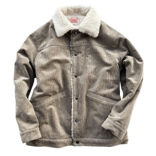 <img class='new_mark_img1' src='https://img.shop-pro.jp/img/new/icons13.gif' style='border:none;display:inline;margin:0px;padding:0px;width:auto;' />CORDUROY BOA JACKETS/BIG MIKE ビッグマイク