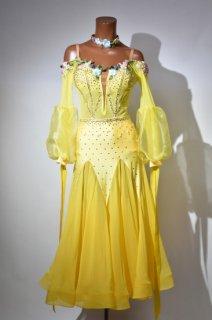 スタンダードドレス BS 黄色 Mサイズ 161520197