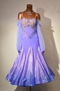 スタンダードドレス BS 紫グラデ Mサイズ 161520803