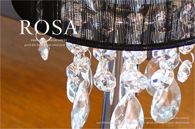 ROSA [OB-052/1T] perleシャンデリア