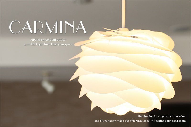 CARMINA mini カルミナ ミニ [pendant lamp] UMAGE