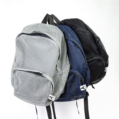 Mesh Day Pack A by PALM STROKE<img class='new_mark_img2' src='https://img.shop-pro.jp/img/new/icons14.gif' style='border:none;display:inline;margin:0px;padding:0px;width:auto;' />