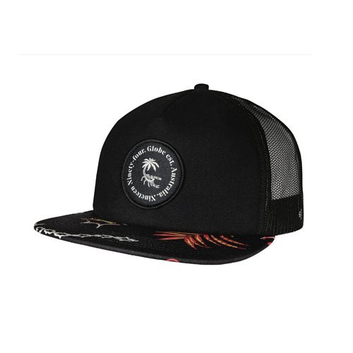 Expedition II Trucker GLOBE<img class='new_mark_img2' src='https://img.shop-pro.jp/img/new/icons14.gif' style='border:none;display:inline;margin:0px;padding:0px;width:auto;' />