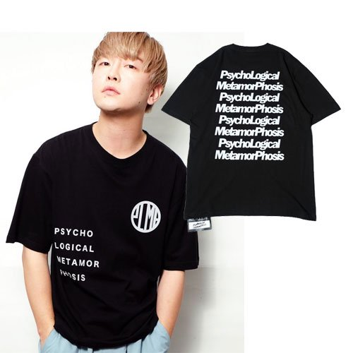 【PLMP】MARK LOGO SS TEE<img class='new_mark_img2' src='https://img.shop-pro.jp/img/new/icons14.gif' style='border:none;display:inline;margin:0px;padding:0px;width:auto;' />