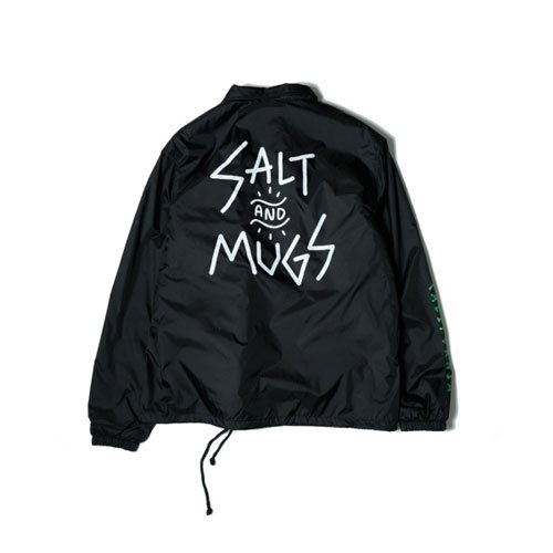 Sign logo coach jkt SALT&MUGS<img class='new_mark_img2' src='https://img.shop-pro.jp/img/new/icons14.gif' style='border:none;display:inline;margin:0px;padding:0px;width:auto;' />