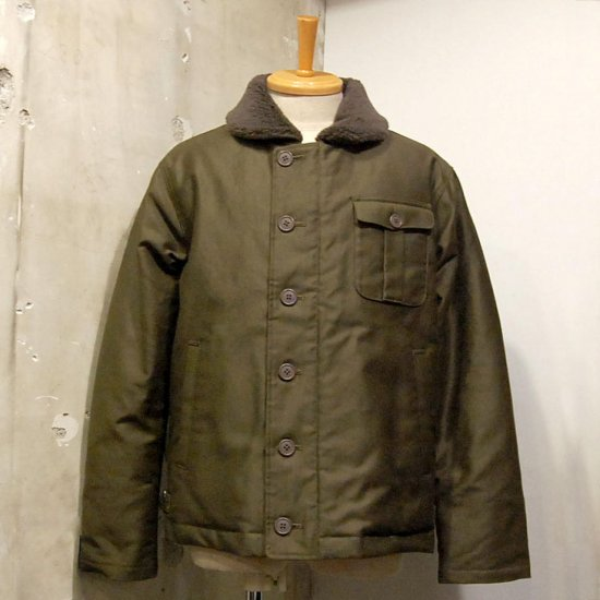 ZANTER JAPAN 6711 Deck Jacket<img class='new_mark_img2' src='https://img.shop-pro.jp/img/new/icons14.gif' style='border:none;display:inline;margin:0px;padding:0px;width:auto;' />