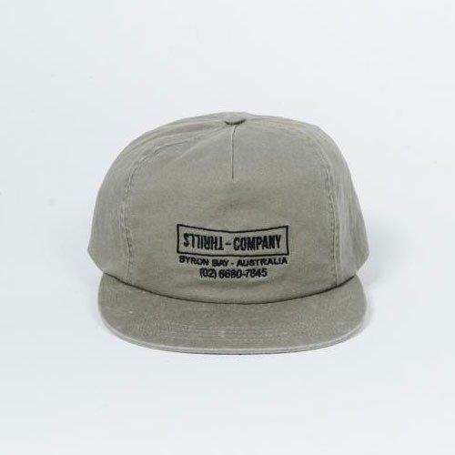 GARAGE CAP THRILLS