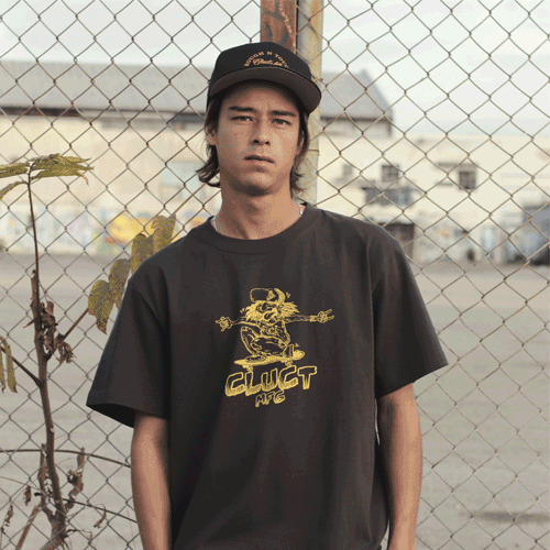 NO BAD DAYS [S/S TEE] CLUCT