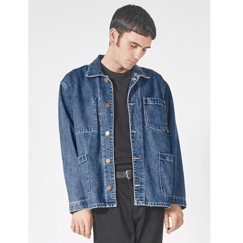 WORK SHOP JACKET THRILLS<img class='new_mark_img2' src='https://img.shop-pro.jp/img/new/icons14.gif' style='border:none;display:inline;margin:0px;padding:0px;width:auto;' />