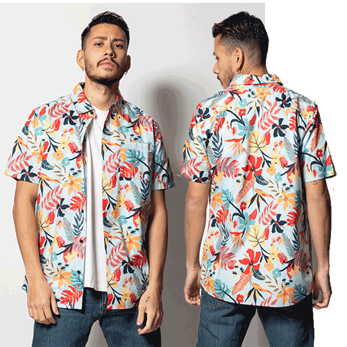 DESERT TROPICS S/S WOVEN<img class='new_mark_img2' src='https://img.shop-pro.jp/img/new/icons24.gif' style='border:none;display:inline;margin:0px;padding:0px;width:auto;' />