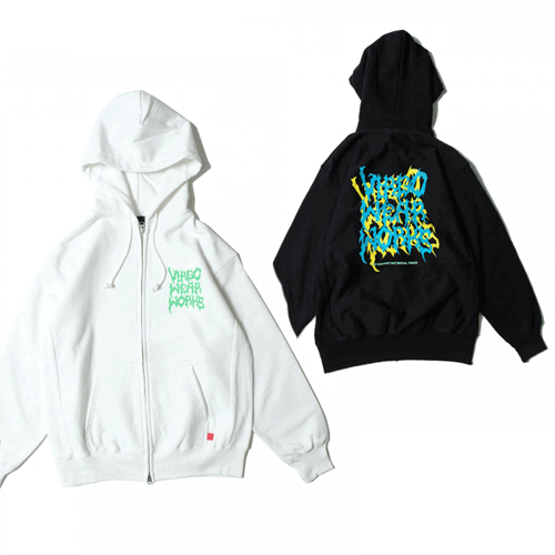 VIRGOwearworks MIRAGE ZIP HOODIE<img class='new_mark_img2' src='https://img.shop-pro.jp/img/new/icons14.gif' style='border:none;display:inline;margin:0px;padding:0px;width:auto;' />
