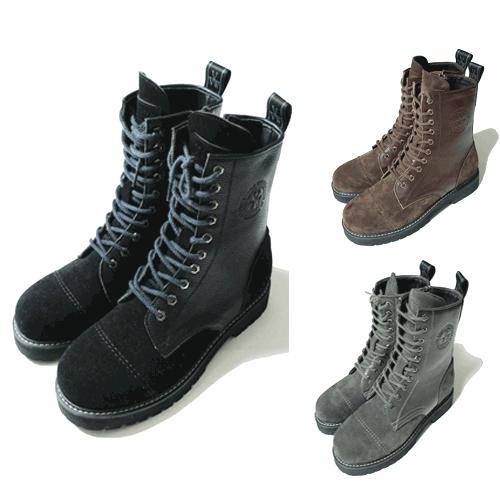 VIRGOwearworks NEW MIRITALIA SPECIAL BOOTS {2 FACE}