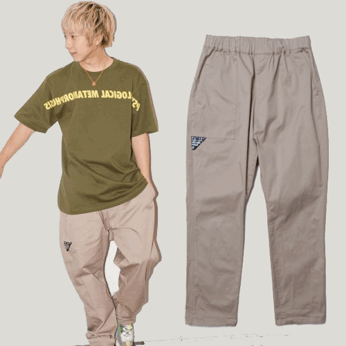 PLMP CHINO EASY PANTS 2 <img class='new_mark_img2' src='https://img.shop-pro.jp/img/new/icons14.gif' style='border:none;display:inline;margin:0px;padding:0px;width:auto;' />