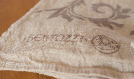 エプロン/麻/ベルトッツイ/リネン/イタリア/BERTOZZI 【アカンサス】フラックス【画像6】