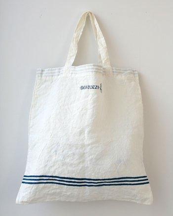 バッグ バッグ/麻/ベルトッツィ/リネン/イタリア/BERTOZZI 【 トレ・リーゲ】