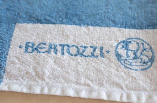 キッチンクロス/麻/ベルトッツィ/リネン/イタリア/BERTOZZI 【インクローチョ】 正方形 約46cmx約46cm【画像4】