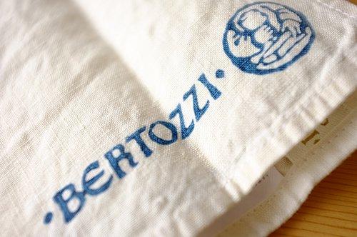 ランチマット/麻/ベルトッツィ/リネン/イタリア/BERTOZZI【フォルケッテ】 ティーリオ(ライムイエロー)、インダコスクーロ(ブルー)【画像9】