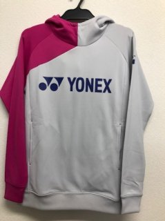 YONEX 2019ソフテニ限定パーカー