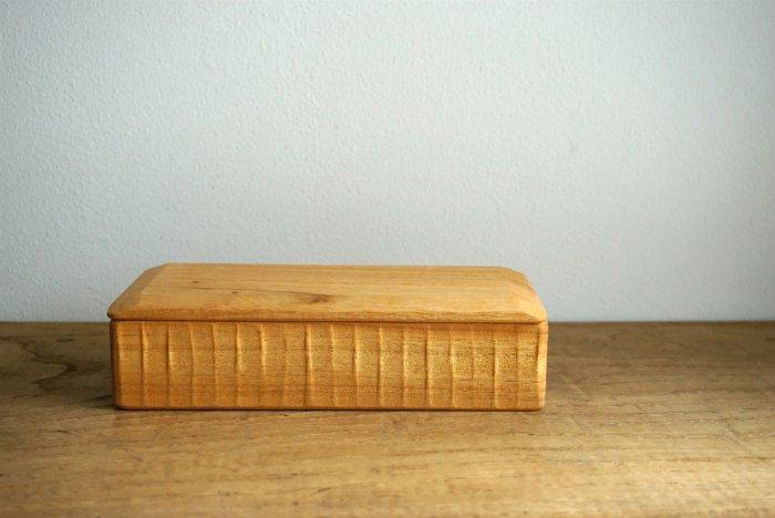 お弁当箱 くりもの/クスノキ  たま木工