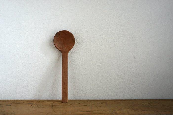 スープスプーン/イスノキ  たま木工