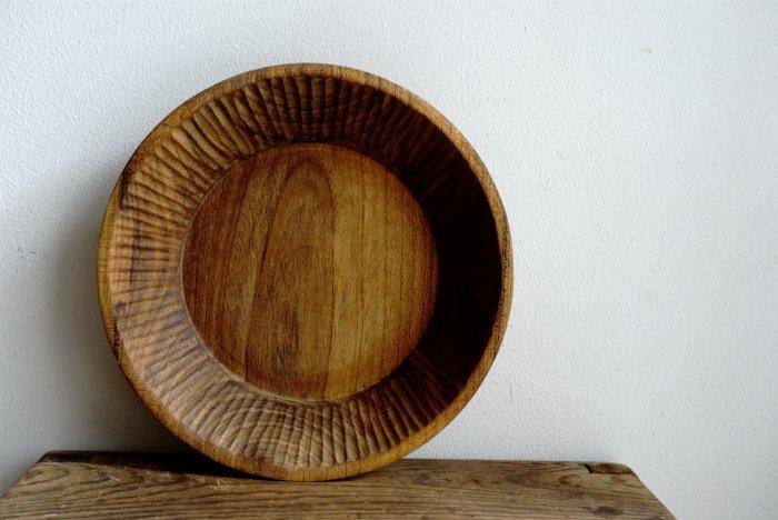 パスタ皿/ハマセンダン  たま木工