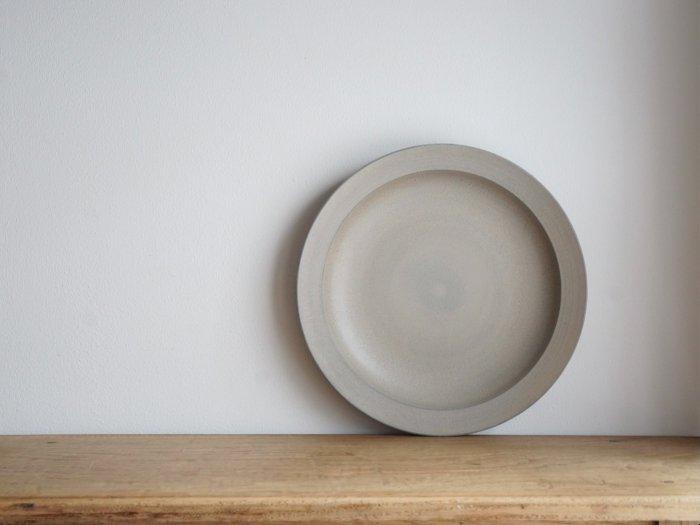 【閲覧用】深型リム皿9寸/チェリー 白漆 湯浅ロベルト淳
